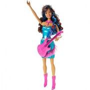 Barbie in Rock N Royals Erika Doll