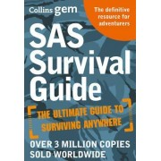 Collins Gem: SAS Survival Guide: How to Survive in the Wild, on Land or Sea by John 'Lofty' Wiseman