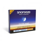 Snoreeze cerotto nasale classico largo 10 pz