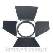 Barndoor PAR56 Zwart