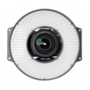 F&V R300 Lumic Daylight LED Ring Light - lampa leduri circulara