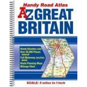 Great Britain Handy Road Atlas