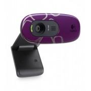 Logitech QuickCam C270 Purple