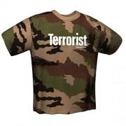 T-Shirt Terrorist desert Gr. L [Edizione: Germania]