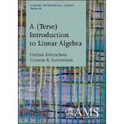 A (terse) Introduction to Linear Algebra by Yitzhak Katznelson