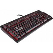 Tastatura Gaming Corsair STRAFE Cherry MX Red Layout NA