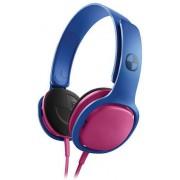 Casti Stereo Philips O'Neill SHO3300CLASH (Albastru/Roz)