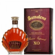 SAMALENS BAS ARMAGNAC XO RESERVE IMPERIALE GIFT BOX 0.7L 40%