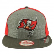 Boné New Era 950 Official Draft Tampa Bay Buccaneers