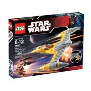LEGO Star Wars 7660 Naboo N-1 Starfighter with Vulture Droid