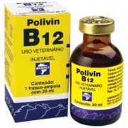 POLIVIN B12 INJETÁVEL - 20ml
