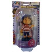 Dora The Explorer Dora Explores The World Figure Collection France Nickelodeon by Dora the Explorer