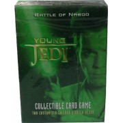 Star Wars: Young Jedi - Battle of Naboo Starter Deck by Wizards of the Coast
