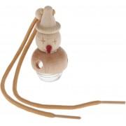 Magideal Perfume Bottle Brown