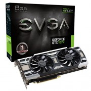 EVGA 8GB GeForce GTX 1070 GAMING ACX 3.0 GDDR5 LED DX12 OSD Support PXOC Model 08G-P4-6171-KR