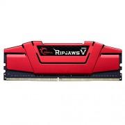 GSkill F4-3000C15D-8GVRB Memoria RAM da 4 GB, DDR4, 3000 MHz, CL15, Kit 2 Pezzi, Nero