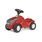Rolly Toys 132393 Rutscher rollyMinitrac Valtra Red