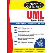 Schaum's Outline's UML by Dr. Simon J. Bennett