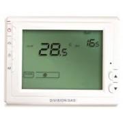 Termostat de ambient cu fir DIVISION GAS 908 programabil