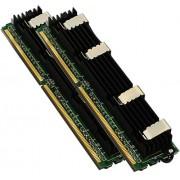 Mémoire NUIMPACT - Kit 2x2 Go DDR2 667 FB-DIMM ECC (PC2-5300) - garantie à vie
