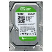 "Western Digital Caviar Green 3.5"" 500GB (WD5000AZRX)"