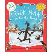 The Stick Man Activity Book by Julia Donaldson