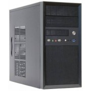 Chieftec Mesh Series CT-01B - mATX-Tower Black