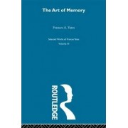 Art of Memory by Frances A. Yates