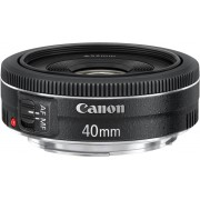 Canon EF 40mm - f/2.8 STM - lens met vast brandpunt