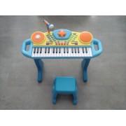 Petit Piano Sur Pieds Avec Chaise Pour Bébés 22 Touches