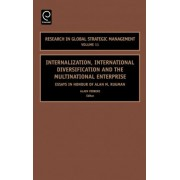 Internalization, International Diversification and the Multinational Enterprise: v. 11 by Alain Verbeke
