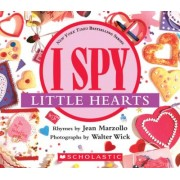 I Spy Little Hearts by Jean Marzollo
