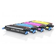 HP Q6470A-Q6473A промо пакет (BK,C,M,Y) 4бр.
