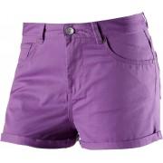 WESC Amia Jeansshorts Damen in lila, Größe: 28