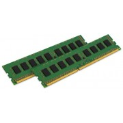 Kingston KVR13N9S8HK2/8 Memoria RAM da 8 GB, 1333 MHz, DDR3, Non-ECC CL9 DIMM Kit (2x4 GB), 240-pin, 1.5 V