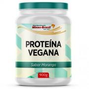 Proteina Vegana Morango 900 G Manipuladas