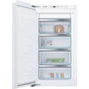 Bosch Serie 6 GIN31AE30G Frost Free Built In Freezer - White