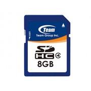 Gruppo Team SDHC 8 GB Class 4 scheda di memoria (vendita al dettaglio)