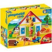 Комплект Плеймобил 6750 - Голяма ферма - Playmobil, 290473