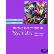 Cambridge Textbook of Effective Treatments in Psychiatry by Peter J. Tyrer