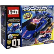 Tomica Hyper Blue Police - Super Sonic Runner [Toy] (japan import)