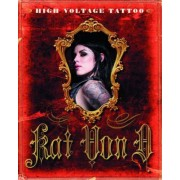 High Voltage Tattoo by Kat Von D.