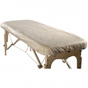 Master Massage Disposable Fitted Table Cover(Pack of 10) for Massage Table