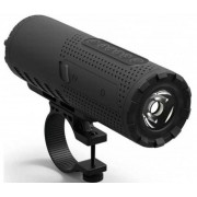 Boxa Portabila Akai ABTS-N01, Bluetooth, Lanterna, Radio FM (Negru)