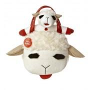 Aurora World Fancy Pals Toy Pet Carrier 8 Plush, Lamb Chop by Aurora World