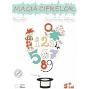 Magia cifrelor 5 ani+. Grupa mare - Maria Verdes