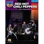 Guitar Play Along: Volume 153 by Red Hot Chili Peppers