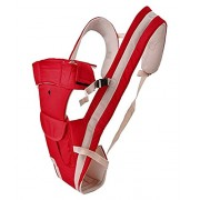 Red Kangaroo Style Adjustable Baby Carrier