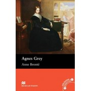 Macmillan Readers Agnes Grey Upper-Intermediate Reader Without CD by Anne Bront