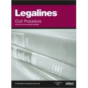 Legalines on Civil Procedure, Keyed to Hazard by Academic West